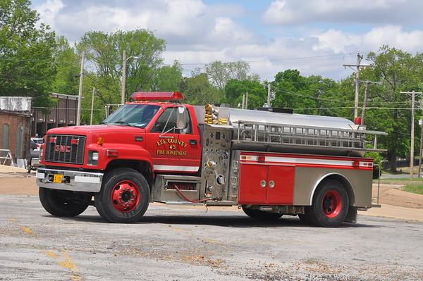 Lee County AR '00 GMC/S&S 150/1800 4/16